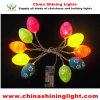イースター休日のパーティの装飾LEDの花輪ライト