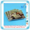 Servizi di stampa pieghevoli d'profilatura promozionali dell'opuscolo delle alette di filatoio dell'aletta di filatoio della pubblicità dell'opuscolo