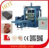 Bloco de pavimentação do quarto 4-15 que faz a máquina/cimento obstruir a fatura da máquina