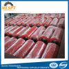 Equipamentos de movimentação Transportadores de cor vermelha Rolos de aço industrial