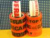 Cinta adhesiva impresa alta calidad de Hongsu BOPP para el embalaje