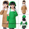 100%Polyester Promotion Children Blank Apron