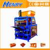 Automatische Ziegeleimaschine, Schmutz-Lehm-blockierenziegelstein-Maschine