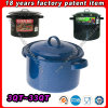 Oferta de fábrica 3qt ~ 33qt Stock Pot, estoque, estoque de esmalte, utensílios de cozinha