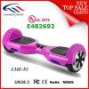 Skate elétrico do trotinette esperto do balanço do auto do trotinette da roda UL2272 dois com Bluetooth