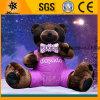 20' de décoration de Noël gonflable Cartoon Teddy Bear (BMCD44)