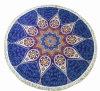 De multifunctionele Grote Douane van Mandala van de Cirkel om de Handdoek van het Strand