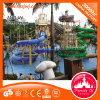 Famiglia Water Playground Games Big Water Park Slide da vendere
