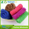 Coral Velvet Double Layer Thickening Wrapping Hook Cleaning Cloth