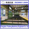 De Machine van het Zandstralen van de Pijp van het staal/het Vernietigen van het Schot Machine