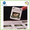 Стикер печатание стикера низкой стоимости напечатанный таможней покрывает (JP-s033)
