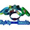 Presente 2015 Eco-Friendly do silicone do Pat-Bracelete da forma da promoção da pulseira