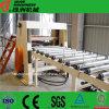 Plaque de plâtre de gypse de bénéfice/chaîne production élevées de feuilles