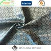 Tessuto del rivestimento del jacquard del vestito degli uomini della viscosa del poliestere 45% di 55%