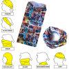 Выполненное на заказ Microfiber эластичным напечатанный логосом многофункциональный волшебный шарф пробки