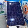 60 panneaux solaires de la série PCS cellules 275WP avec 25 ans de garantie