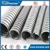 Conduit ondulé flexible en acier d'épreuve de corrosion de prix usine