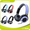 auriculares estereofónicos prendidos do auscultadores da música do Headband roxo de 1.5m som surpreendente