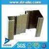 Tissu pour rideaux en aluminium de guichet de porte coulissante de l'Algérie de constructeur de profil