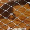 동물원 보호를 위한 장식적인 깃봉 철사 밧줄 메시