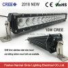 Nicht für den Straßenverkehr LED heller Stab des erstklassigen 10W 25 Zoll-mit konkurrenzfähigem Preis (GT3300A-160W)