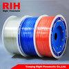 Rih pneumatische blaue Farbe PU-Gefäße 12*8mm (PU12*8)