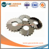 O carboneto de tungsténio corte longitudinal da lâmina da serra para a ferramenta de corte do cortador de disco