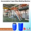 Жидкостная химически материальная машина дуновения ведра упаковки отливая в форму