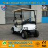 Мини-классический 2-местный малой скорости электрического поля для гольфа автомобиль с маркировкой CE и SGS сертификат