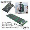 Energien-Sonnenenergie-Bank 5W, die Solarspeicherenergie (XH-PB-250, faltet)