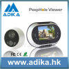 3.5 pouces écran visionneuse de porte avec la prise de fonction vidéo
