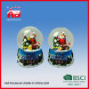 глобус снежка воды глобуса снежка рождества 100mm подгонянный глобусом