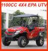Gran potencia 1100cc 4X4 2 Plazas UTV Jeep (MC-173)