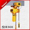 1.5ton Electric Chain Hoist avec Trolley/Dual Speed Hoist/Hoist Lifting