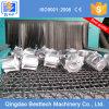 Wehr-Ineinander greifen-Riemen-Granaliengebläse-Maschine 100%