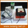 générateur solaire de C.C du ménage 12V/5V avec des ampoules de LED, douille 6