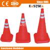 Красный ABS пластик Складной конус движения безопасности (RTC-45)