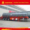 Welle 3 45000 Liter Brennstoff-Becken-LKW-Sattelschlepper-