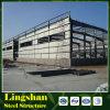 Armazém Prefab do frame da construção de aço do projeto da construção do baixo custo