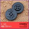 4holes Fashion Plastic Anchor Button