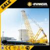 Nagelneuer teleskopischer Hochkonjunktur-Gleisketten-Kran Quy350