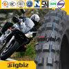 3.00-21 de Gebruikte Zwarte Band van de Motorfiets voor de Markt van de Soedan