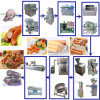 Máquina de procesamiento de carne de salchichas