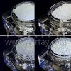 Pigmentos Pearled del reflejo del diamante nacarado blanco estupendo del polvo