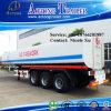 dos eixos 40cbm 3 do transporte do tanque reboque Fuel Oil Semi (aço)