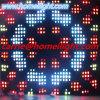 Farbenreicher Anblick Curtai des LED-video Vorhang-P10cm RGB