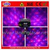 200MW Rb 8 het Mini het Fonkelen van Rb Gobos Licht van de Laser