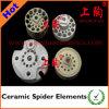 Elementi di ceramica del ragno