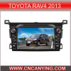Speciale Car DVD Player voor Toyota RAV4 2013 met GPS, Bluetooth (advertentie-6670)
