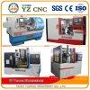 합금 바퀴 기울기 침대 금속 CNC 공작 기계 바퀴 CNC 선반 기계